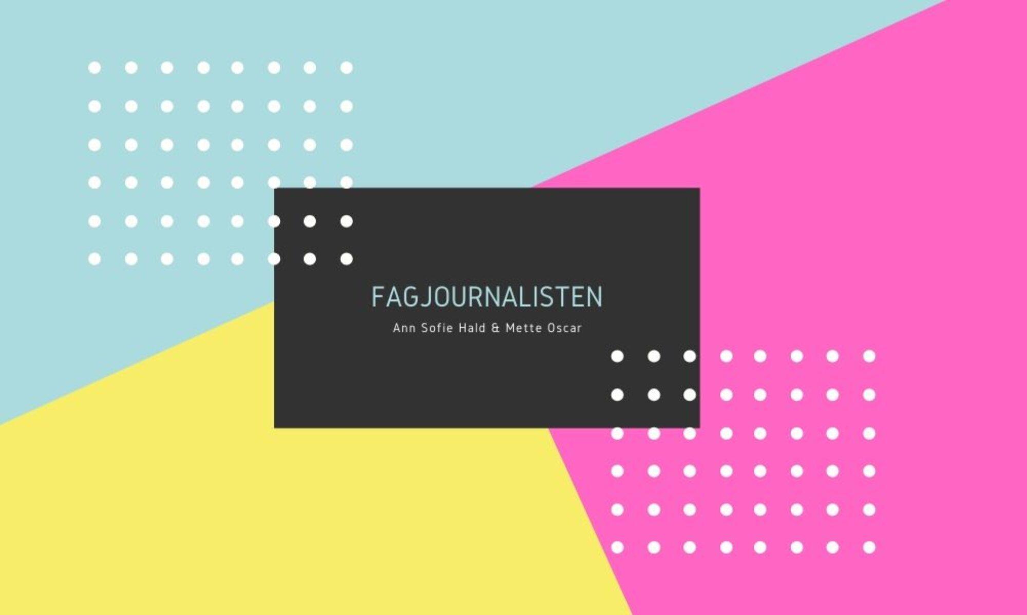 Fagjournalisten